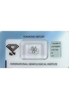 Diamante CERT. IGI CT. 2.01 G IF