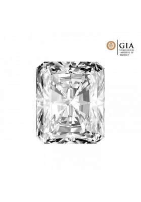 Diamante NATURAL FANCY INTENSE YELLOW CERT.GIA CT.4.03
